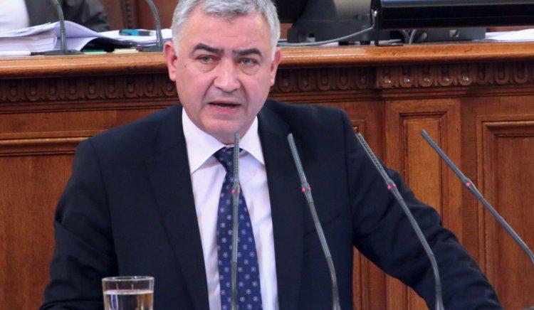 Мерджанов: Даренията за МВР ще политизират дейността му