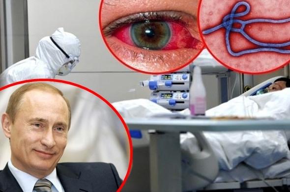 Путин: Русия регистрира лекарство срещу ебола