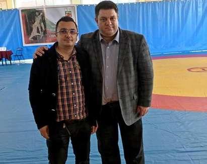 Почетоха легендата Янчо Патриков с възпоменателен турнир по борба в София