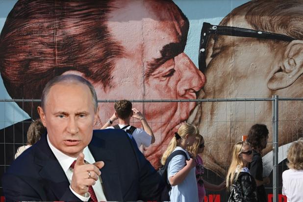 Путин: още симпатизирам на комунистическите идеи