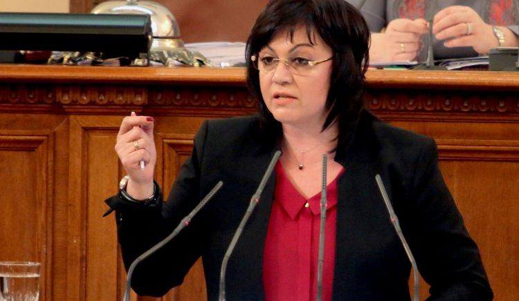 Корнелия Нинова: Каним представители на българското производство за създаването на парламентарен борд