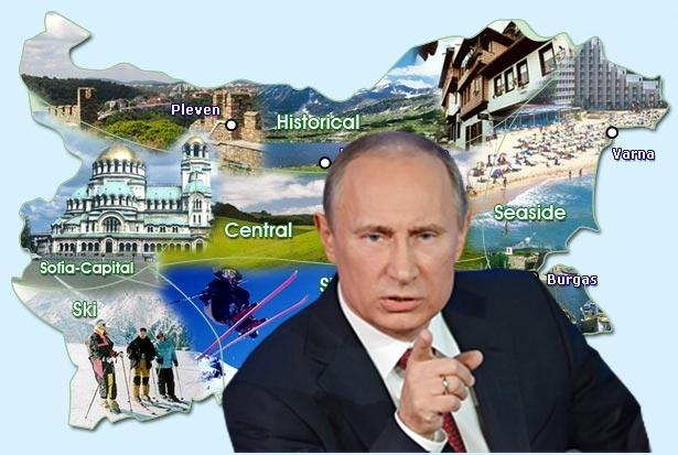 Владимир Путин забрани на Руснаците да почиват у нас