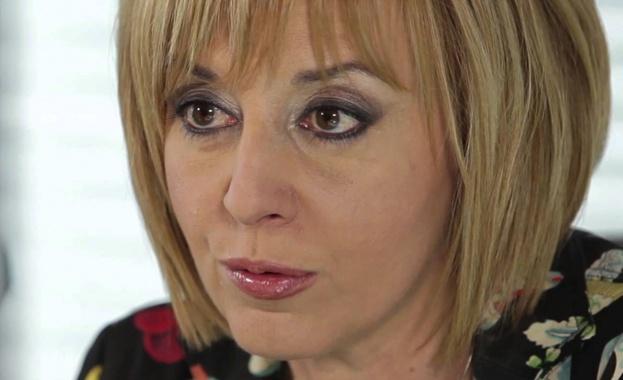 Мая Манолова дава Топлофикация на Конституционния съд