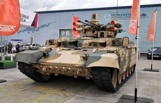 Руската военна техника става невидима за електронното разузнаване