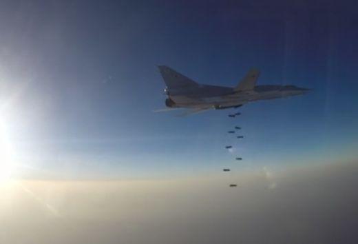 """Руските стратегически ракетоносци удариха """"Ислямска държава"""" от Иран (ВИДЕО)"""