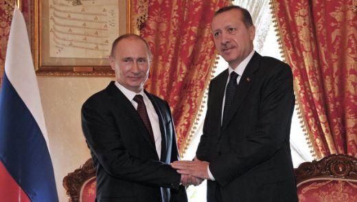 Ето какви теми ще обсъждат Путин и Ердоган!