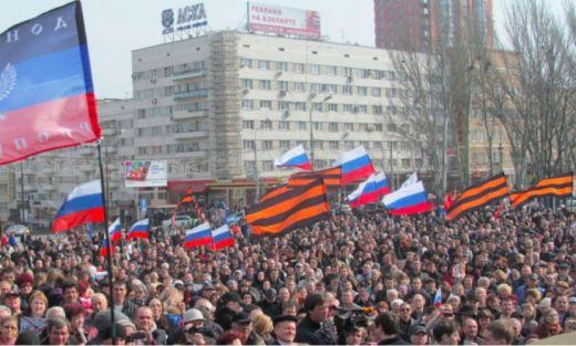 Присъединяването на Донбас към Русия е единствен изход от украинската безизходица