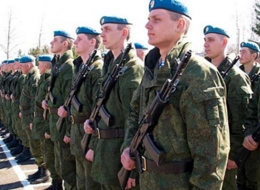 """Русия вдига десантна крепост за """"крилатата пехота"""" в Крим"""