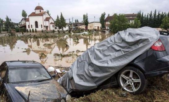 Национален траур в Македония: водната стихия отне живота на 22 души