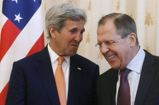 В Женева започнаха преговори между Кери и Лавров