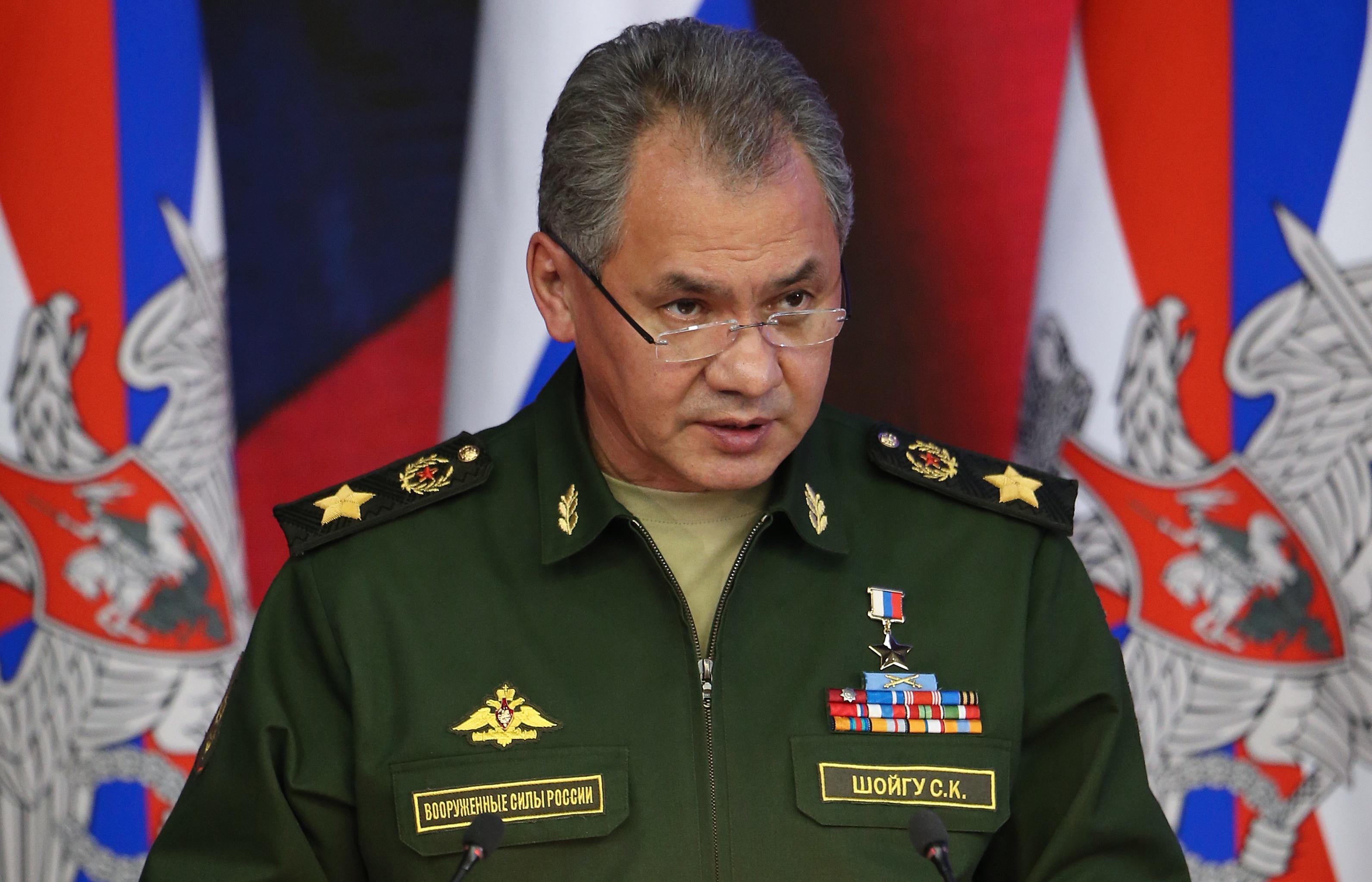 Шойгу: Русия спаси Сирия от ракетите на НАТО