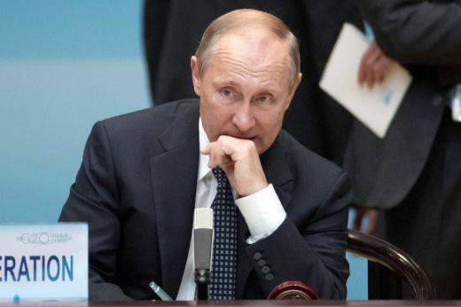 Путин размаха пръст от Китай за Сирия