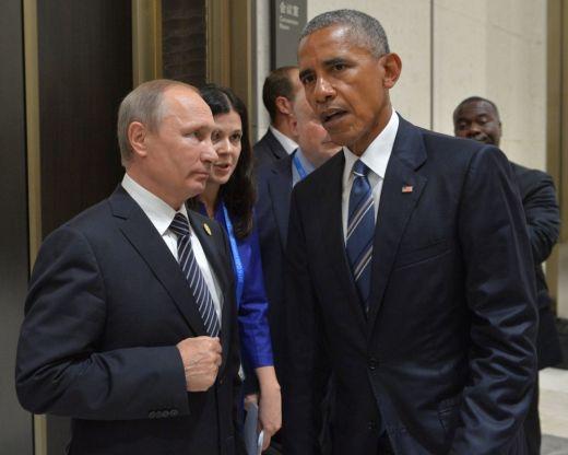 Обама разкри детайли от разговора си с Путин на G20