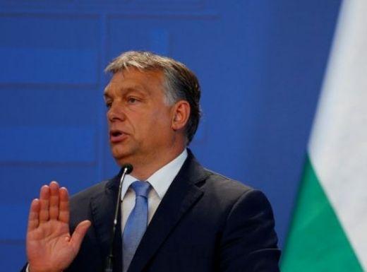 Унгарският премиер Виктор Орбан влезе в учебник по история