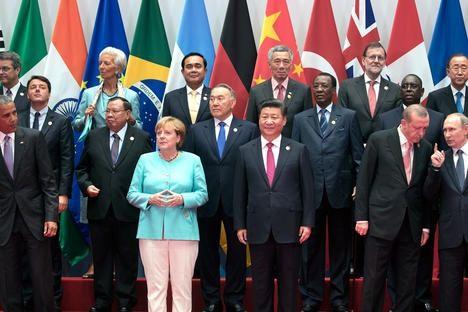 Срещата на високо равнище на Г-20 като дипломатичeска писта за Москва
