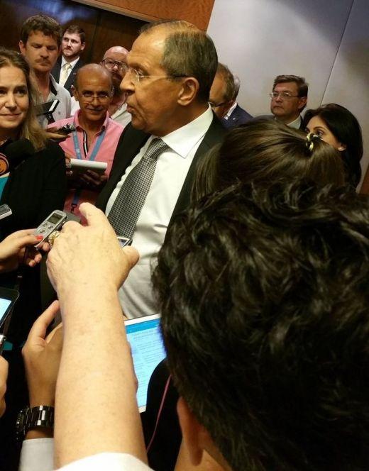 Лавров разкри до къде стигнаха съдбовните преговори с Кери за Сирия