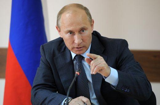 Владимир Путин иска САЩ да охраняват хуманитарните конвои на ООН