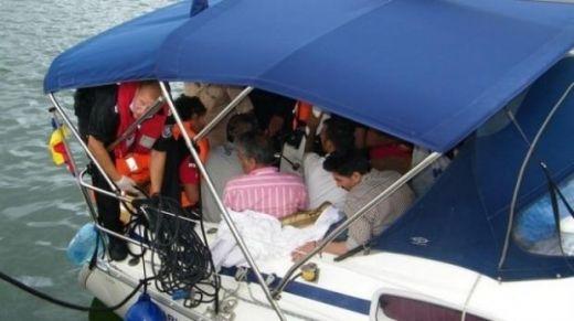 Професионални моряци от Украйна прехвърлят богати бежанци в Европа с комфортни яхти