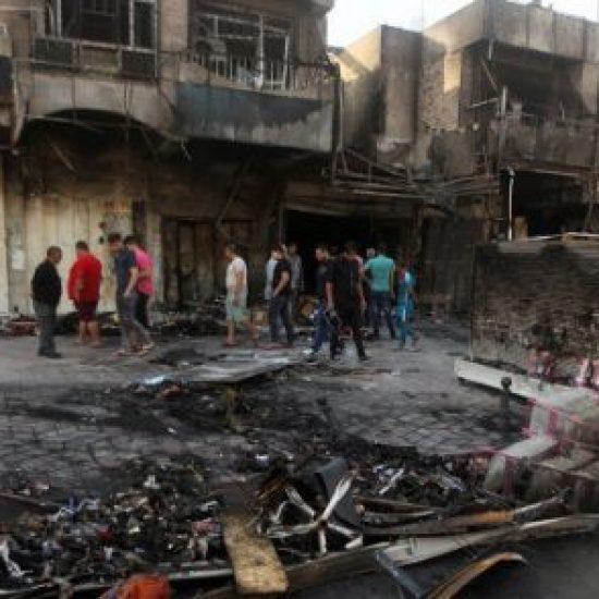 РИА Новости огласи кошмарна статистика в Ирак!
