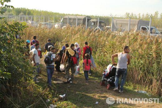 Хванаха 18 чужденци при опит да преминат незаконно българо-сръбската граница