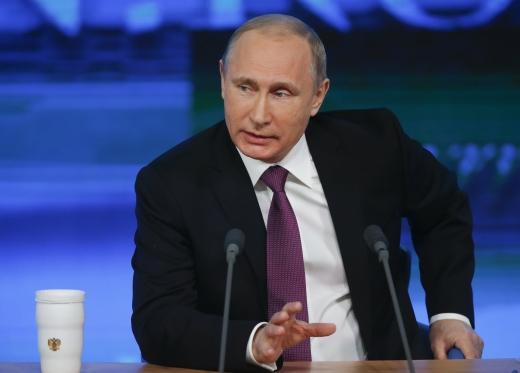 Путин проговори пред Bloomberg за дъщерите си