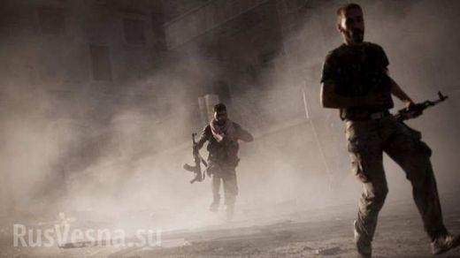 Терористите спряха настъплението си край Палмира заради големи загуби