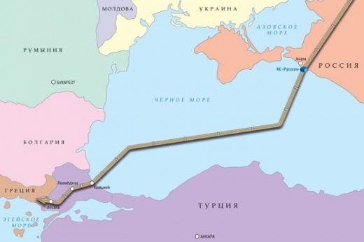 """Споразумението за """"Турски поток"""" вероятно ще бъде подписано в Истанбул"""