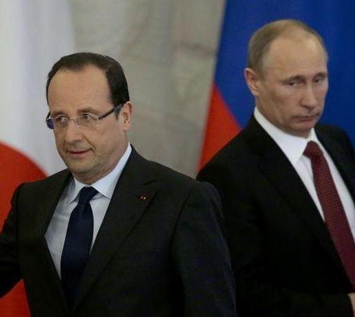 """""""Льо Монд"""": Отказът на Путин да посети Париж е завръщане на Студената война"""