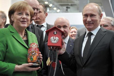 Подаръци за Путин: какво подариха на президента на Русия