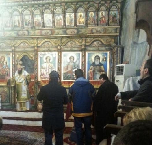 """Отец Николай съобщи за невиждано чудо в храма """"Свети Антоний"""" в Мелник"""