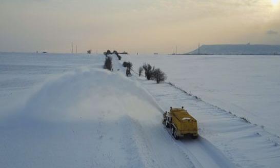 България се готви за нова снежна вълна, и тази нощ е препоръчително да се въздържаме от пътувания