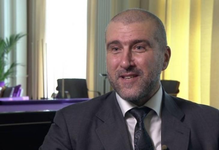 Един българин в града на милиардерите