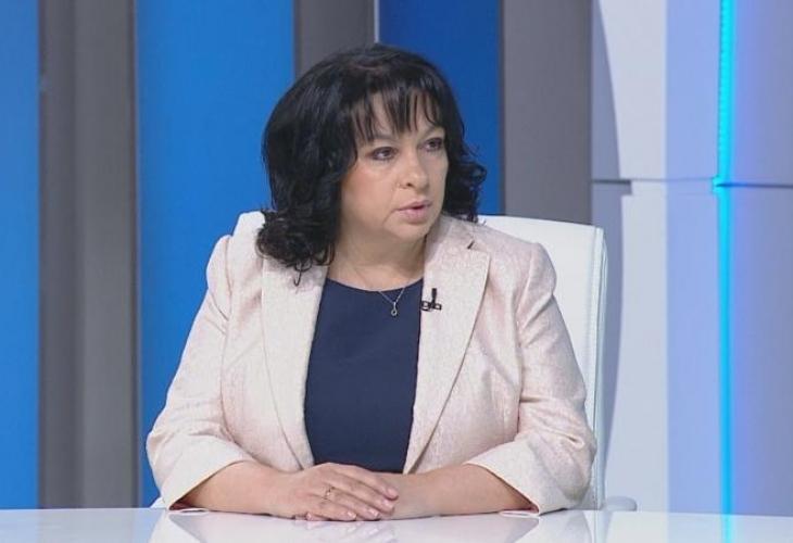 """Теменужка Петкова: Временно прекратявам концесията на мина """"Оброчище"""""""