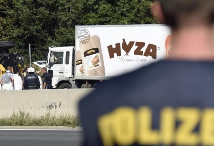 """Българският шофьор на """"камиона ковчег"""" в Унгария знаел, че мигрантите се задушават, разсекретиха покъртителен запис"""