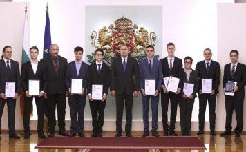 Президентът Румен Радев: България заема челно място в класацията на отборите по информатика и информационни технологии