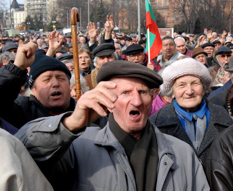 България се събужда! Над 1 милион пенсионери излизат пред парламента на национален протест