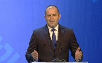 България застана начело на Европа, а Радев обяви: От 11 години сме в ЕС, но от 13 века страната ни е...