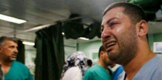 Статусът на гинеколог, който плаче, трогна много хора