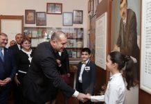 Румен Радев: Искрата на приятелството, която Яворов запали между българи и арменци, гори и днес