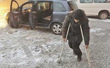 Потресаващо: Инвалид се хранил със сено, за да не умре от глад