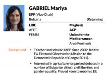 Документ на Сорос: Заради джендър равенството Мария Габриел би тръгнала срещу своите