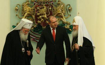 Радев за ТАСС: България даде славянската писменост на Русия