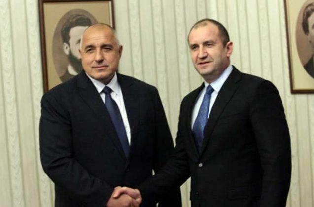 ГЕРБ припознаха Румен Радев като най-голяма заплаха за своето политическо битие