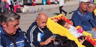 Хиляди инвалиди се вдигат на национален протест на 11 април срещу правителството
