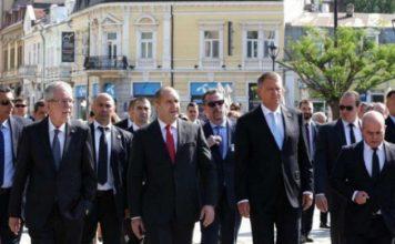 Румен Радев: Високо ценим заявената готовност от страната на Република Македония за възстановяване и опазване на българските войнишки офицерски паметници и гробове