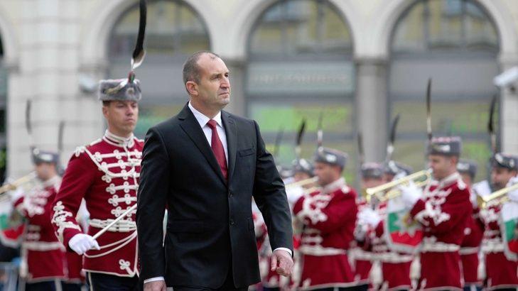 Румен Радев: Без победата над кафявата чума, обединена Европа щеше да остане несбъднат блян!