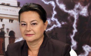 Нора Стоичкова: Горко ни. Политически вече няма как да се оправим