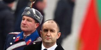 Радев към генералите: Очаквам от вас да се водите изцяло от интересите на народа и да отстоявате офицерската си чест
