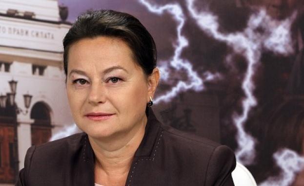 Нора Стоичкова: Отвратена съм от Борисов! Оставка!