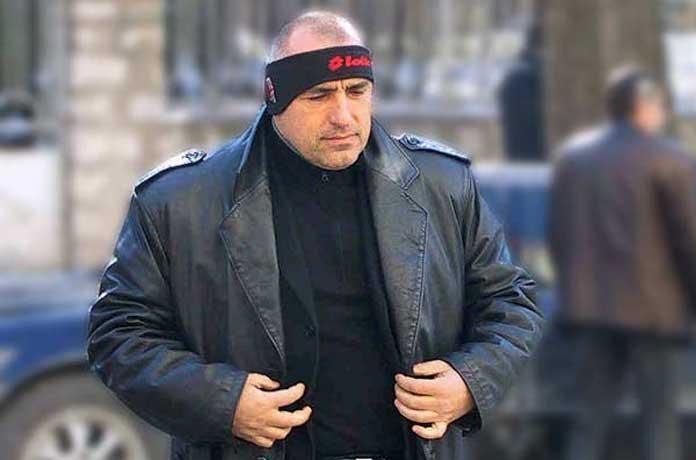 Болните фантазии на един цървул. Бог да пази България!